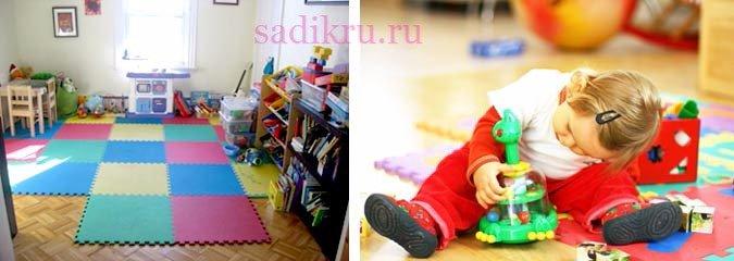 Недостатки домашних детских садов