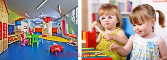 Развивающая игрушка для детского сада