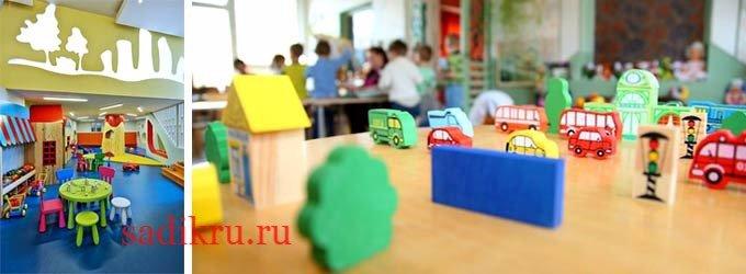 Какие должны быть игрушки для детского сада