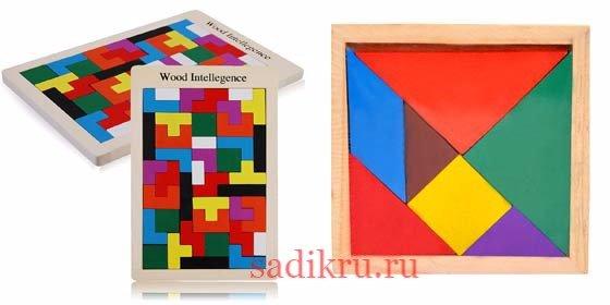Интеллектуальные игры для дошкольников