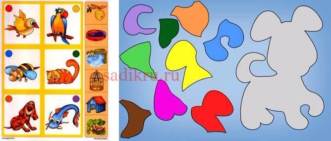 Игрушки головоломки для детей