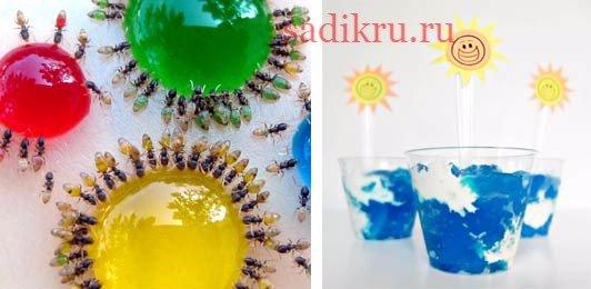 Особенности проведения летних занятий в ДДУ