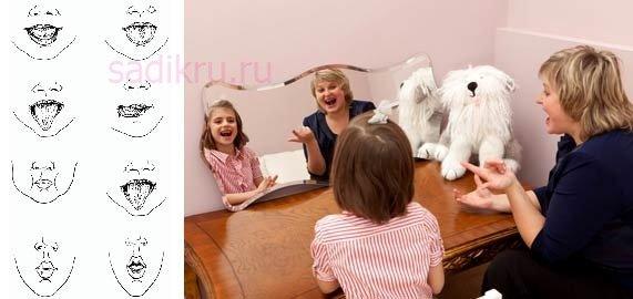 Советы по логопедическим занятиям с детьми