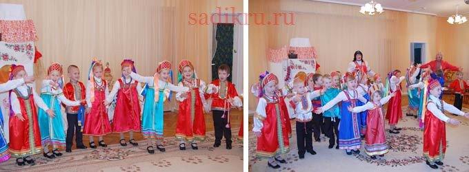 Значение и польза фольклора для детей