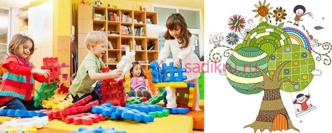 Навыки ребенка трех лет