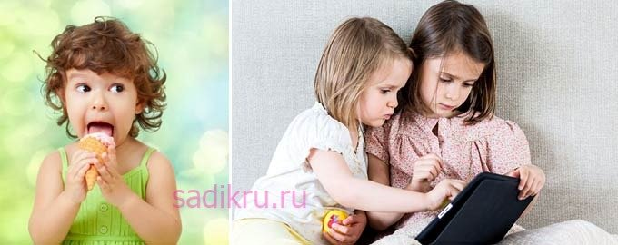 Навыки самообслуживания ребенка возраста детского сада