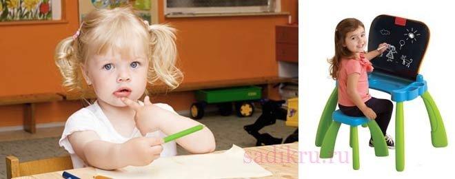 Как выбрать правильную мебель для ребенка
