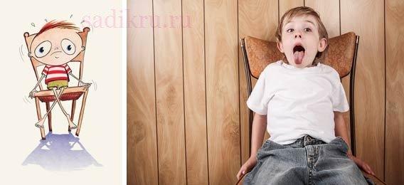 Как тренировать правильную осанку при сидении за столом у ребенка