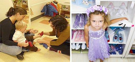 Правила выбора одежды для детей