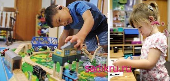 Детские сады для глухих