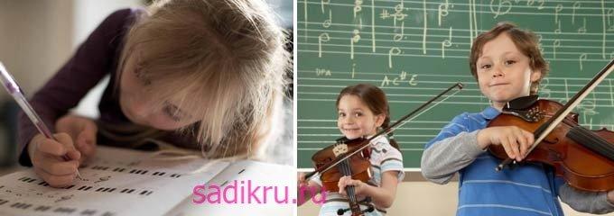 Основные направления воспитания и развития одаренных детей