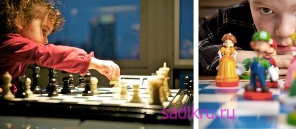 С какого возраста начинать учить ребенка игре в шахматы