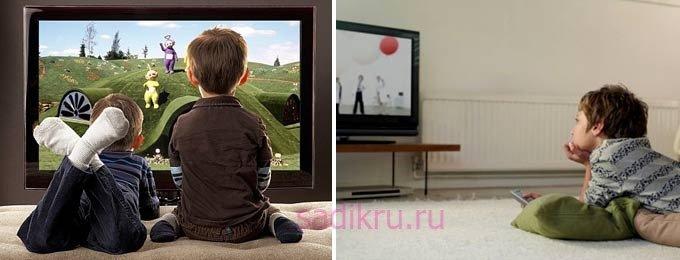 Что можно смотреть ребенку